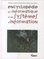 Encyclopédie de l'informatique et des systèmes d'informations - Intérieur - Format classique