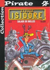 Garage Isidore T.1 ; Salades De Bielles - Intérieur - Format classique
