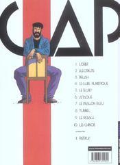Capricorne T.10 ; les chinois - 4ème de couverture - Format classique