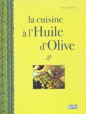 La cuisine a l'huile d'olive - Intérieur - Format classique
