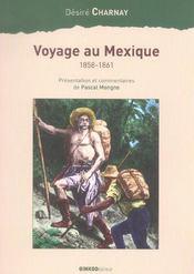 Voyage au mexique, 1858-1861 - Intérieur - Format classique
