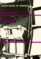 Visiteur du pauvre - Couverture - Format classique