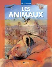 Atlas junior des animaux - Couverture - Format classique