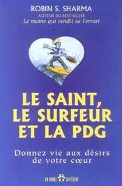 Saint le surfer et la pdg - Intérieur - Format classique