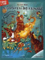 Le carnaval des animaux - Couverture - Format classique