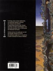 Dayak ; intégrale - 4ème de couverture - Format classique