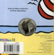 Lili l'otarie - 4ème de couverture - Format classique
