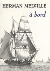 À bord - Couverture - Format classique
