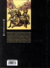 Les chemins de la gloire ; intégrale - 4ème de couverture - Format classique