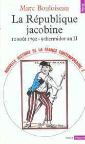 Republique Jacobine (1792-1794) (La) - Intérieur - Format classique