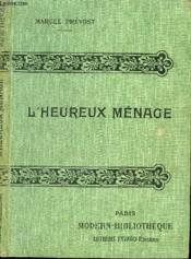 L'Heureux Menage. - Couverture - Format classique