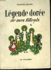Legende Doree De Mes Filleuls - Couverture - Format classique
