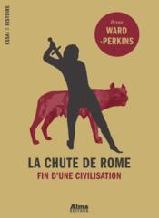 La chute de Rome - Couverture - Format classique
