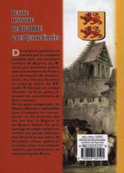 Petite histoire de bigorre & des quatre vallees - 4ème de couverture - Format classique