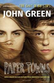 Paper Towns film tie-in - Couverture - Format classique