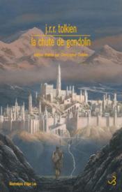 La chute de Gondolin - Couverture - Format classique