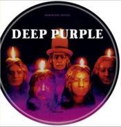 Deep purple - Couverture - Format classique