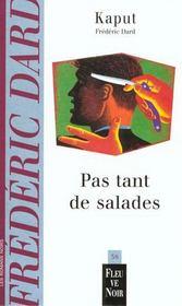 Pas Tant De Salades - Intérieur - Format classique