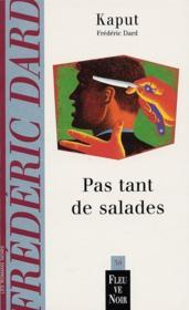 Pas Tant De Salades - Couverture - Format classique
