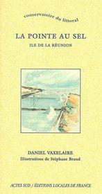 Pointe au sel ; île de la Réunion - Couverture - Format classique