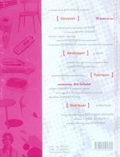 Design(s) - 4ème de couverture - Format classique