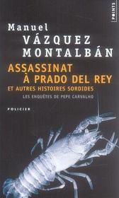 L'assassinat à Prado del Rey - Intérieur - Format classique