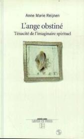 L'ange obstine - Couverture - Format classique