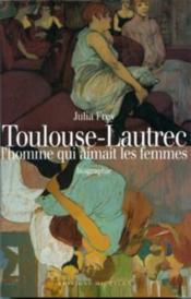 Toulouse-Lautrec - Couverture - Format classique