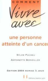 Personne Atteinte D'Un Cancer (Une) - Couverture - Format classique