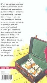 Des Tetards Dans Le Bocal - 4ème de couverture - Format classique