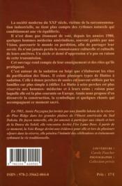 Inipi, le souffle de la terre ; enseignement des indiens Lakota - 4ème de couverture - Format classique
