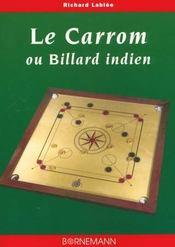 Le carrom ou billard indien regles et pratique - Intérieur - Format classique
