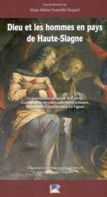 Dieu et les hommes en pys de haute-saigne - Couverture - Format classique