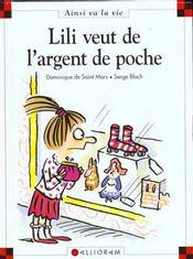 Lili veut de l'argent de poche - Intérieur - Format classique