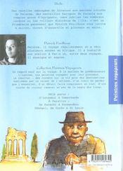 Sicile Peintres Voyageurs - 4ème de couverture - Format classique