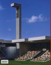 Architecture in Spain - 4ème de couverture - Format classique