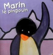 Marin, le pingouin - Couverture - Format classique