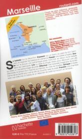 Guide Du Routard ; Marseille (Edition 2012) - 4ème de couverture - Format classique