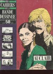 Les Cahiers De La Bande Dessinee N°58 - Dossier Au Clair - Couverture - Format classique