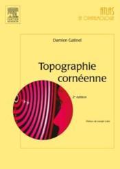 Topographie cornéenne (2e édition) - Couverture - Format classique