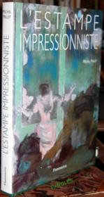 Estampe Impressionniste - Couverture - Format classique
