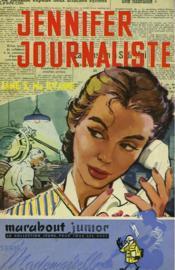 Jennifer Journaliste - Front Page For Jennifer - Couverture - Format classique