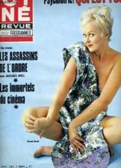 Cine Revue - Tele-Programmes - 51e Annee - N° 14 - Les Assassins De L'Ordre - Couverture - Format classique