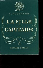 La Fille Du Capitaine - Couverture - Format classique