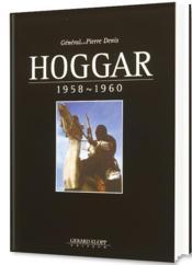 Hoggar 1958-1960 - Couverture - Format classique