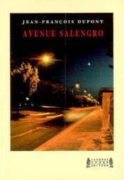 Avenue salengro - Couverture - Format classique