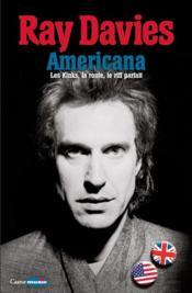 Americana - Couverture - Format classique