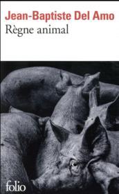 Règne animal - Couverture - Format classique