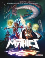 Les Mythics T.7 ; Hong Kong - Couverture - Format classique