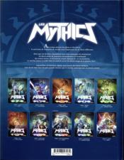 Les Mythics T.7 ; Hong Kong - 4ème de couverture - Format classique